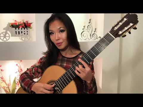 Historia De Un Amor, Arranged And Played By Thu Le, Classical Guitar