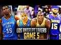 NBA2K16 Lakers MyGM Ep. 32 - RDG 5 VS Oklahoma City Thunder!