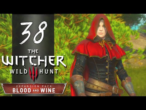 Blood and Wine Witcher 3 - Part 38 - Little Red Riding Hood - Let's Play - Gameplay Walkthrough