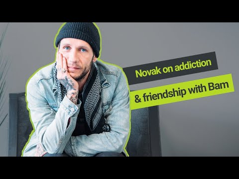 Brandon Novak About His Heroin Addiction And Friendship With Bam Margera
