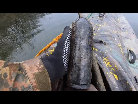 Searching For Lost Boat Motor And Finding Something Even Better!
