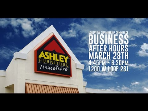Business After Hours At Ashley Furniture Homestore Youtube