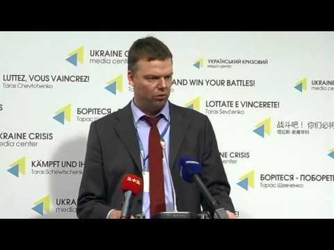Alexander Hug about update on OSCE SMM activity in Ukraine. UCMC-08-04-16