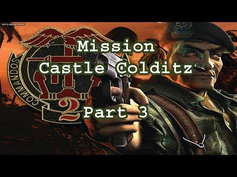 Hafiz Shahab - Commandos 2 Men of Courage - Mission - Castle Colditz - Part 3 - Game |