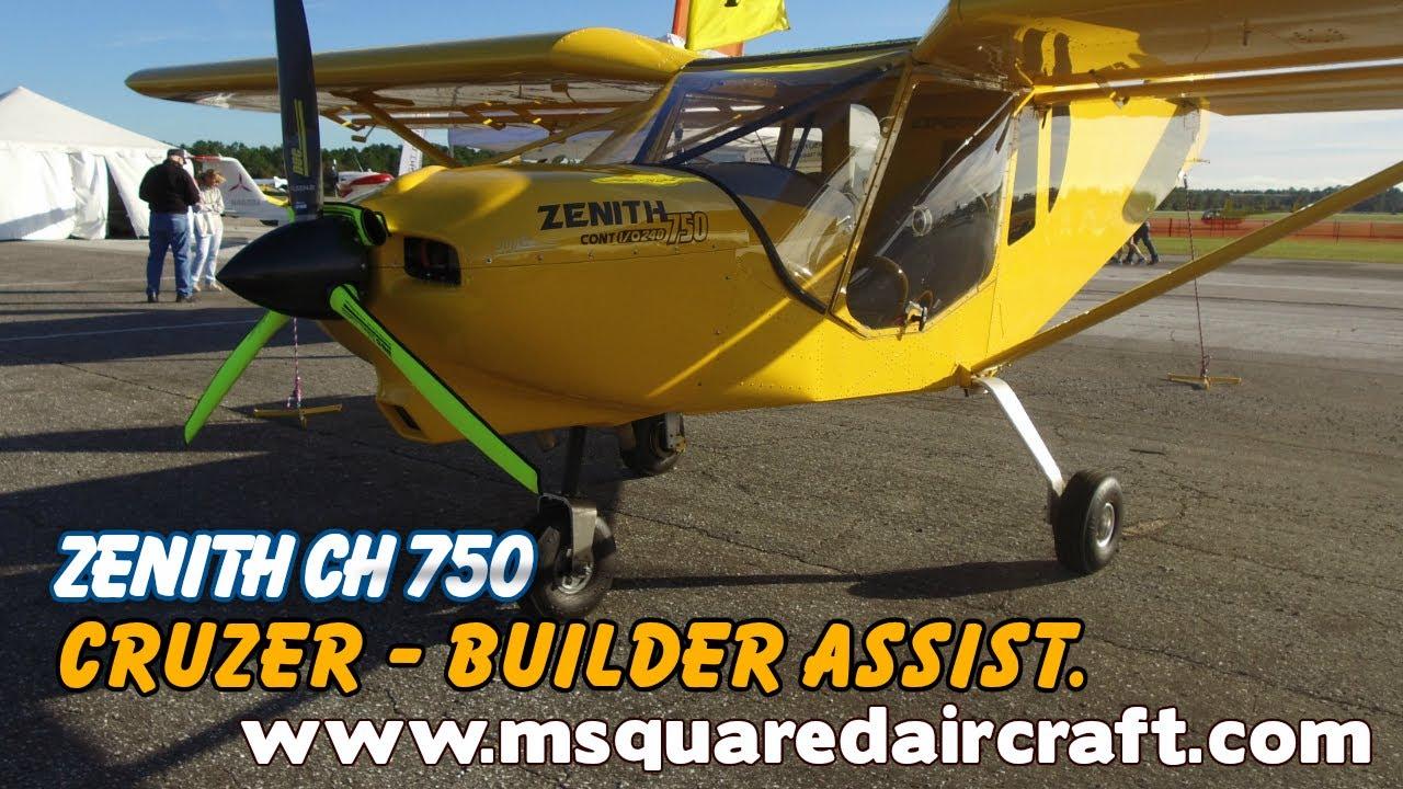 Zenith Aircraft Zenith Ch 750 Cruzer Lightsport Aircraft Review Youtube