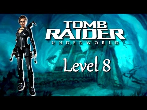 Tomb Raider Underworld #09 - Arctic Sea (Catsuit MOD), Final Boss & Ending