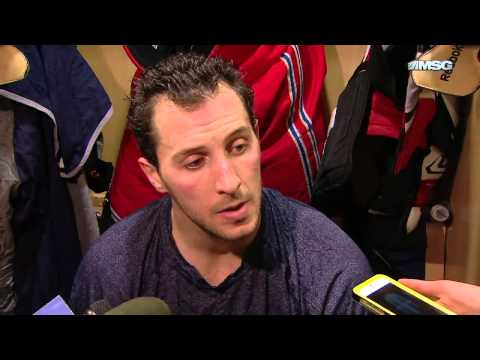 Ryan Callahan: Post Game 12/7/13