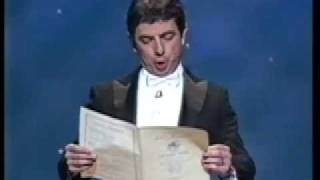 Rowan Atkinson (Mr. Bean) European Anthem -