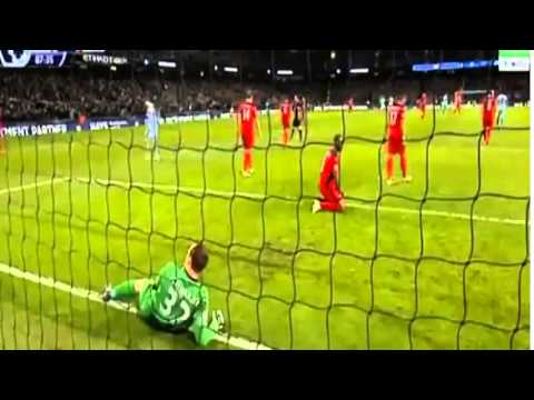 Download Manchester City vs Leicester City 2 0 2015   All Goals & Full Highlights   04032015  High Quality