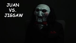 Juan VS Jigsaw - David Lopez