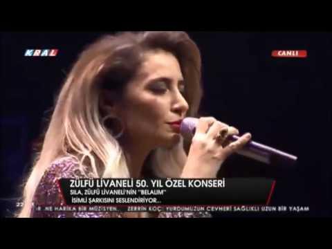 Sıla - Belalım 08 Kasım 2016 Zülfü Livaneli 50. Yıl Konseri. (Canlı Performans)
