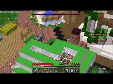 【Minecraft】ANNI 透明攻撃 Andorra