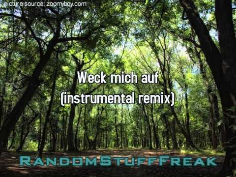 Weck mich auf (instrumental remix)