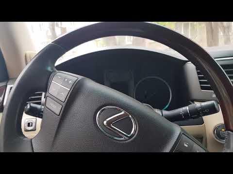 Lexus Lx570. Первые впечатления. Три дня эксплуатации.