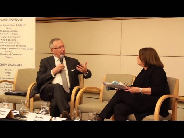WITA TPP Series: Digital Trade-Amb. Robert Holleyman Q&A pt 1 4/7/16