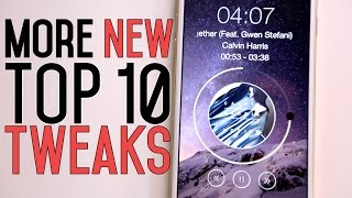 NEW Top 10 iOS 8 Cydia Tweaks - Pangu Jailbreak Compatible