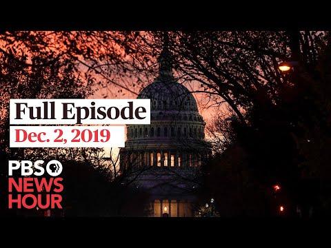 PBS নিউসআওয়ার লাইভ পর্ব, 2 ডিসেম্বর 2019 | New NATOK Download