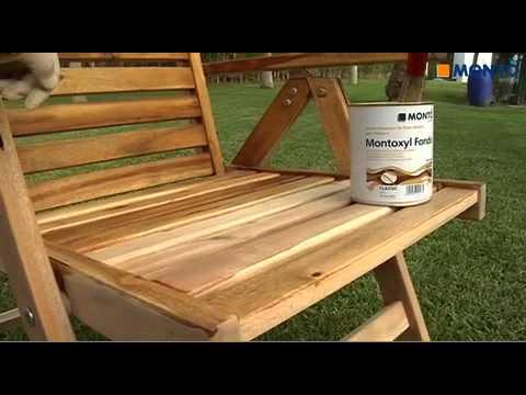Montó Pinturas - Cómo mantener y proteger los muebles del jardin ...