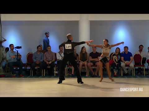 Alex Yuma Calabrese - Natasha Calabrese, ITA, 1/4 Samba