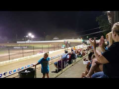 Stock car feature race 06/1/2018