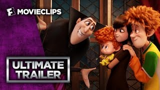 Hotel Transylvania 2 Ultimate 'Drac Pack' Trailer (2015) HD