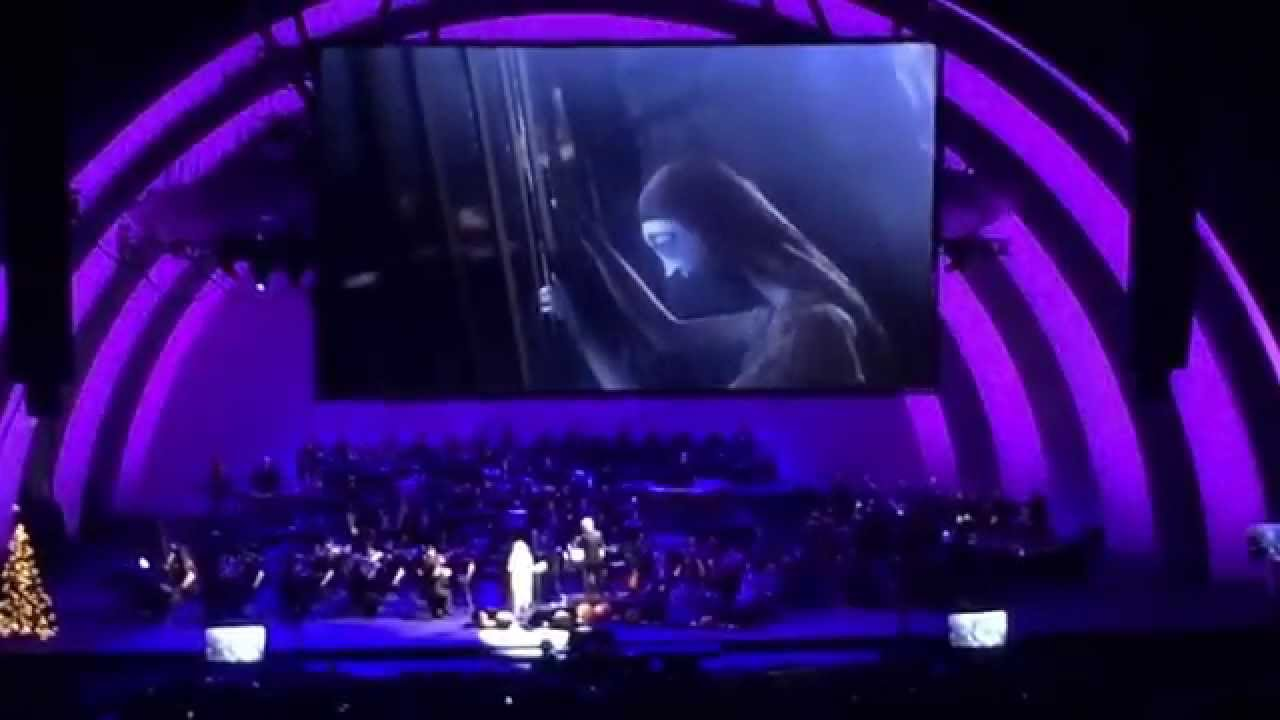 The Nightmare Before Christmas - Sally's Song,Catherine O'Hara (Live at the Hollywood Bowl, 10 ...