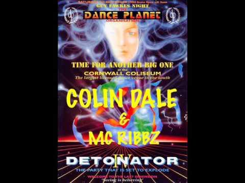Colin Dale @ Dance Planet Detonator IV 5  11 1994 Planet of Love