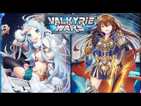 Valkyrie Crusade Contrast LAWK (Perchta