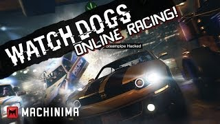 "Watch Dogs Multiplayer! Online Racing Gameplay & Commentary ""Violent Car Sex.."""