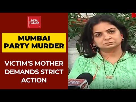 Mumbai Party Murder; Victim Jhanvi Kukreja's Mother Demand Strict Action Against Culprits