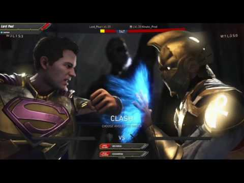 Incredible Dr Fate Set Lord Pnut vs Kinetic Predator Must Watch