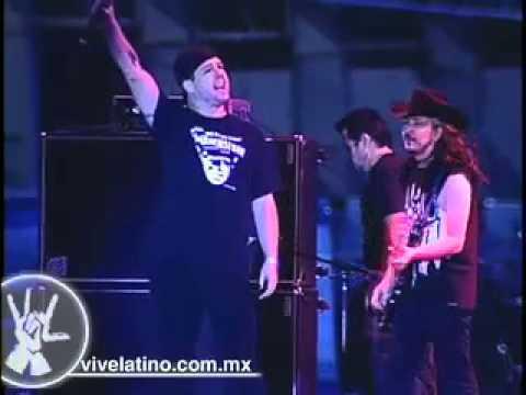 vive latino2007 la balada de la CuCa
