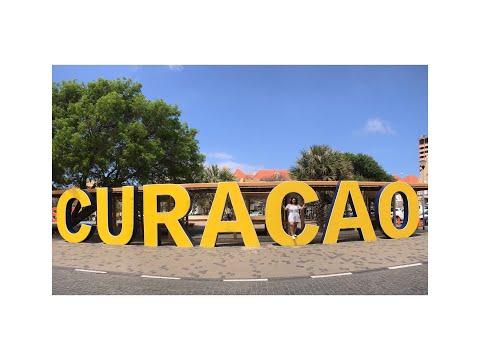 CURACAO VLOG    Exploring Punda    Eating Local Food