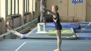 Первенство по спортивной гимнастике 201304.26