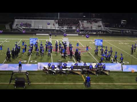 Henry Clay Marching Band - Tates Creek Finals
