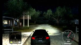 Test Drive Unlimited 2: Gameplay In The Country / AllTDU.com