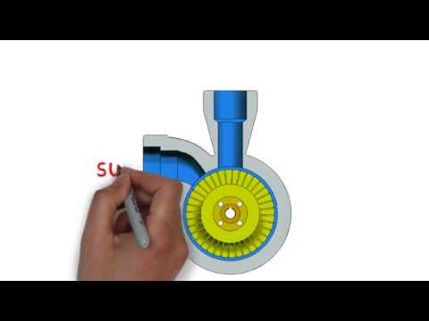 Regenerative Turbine Pump vs Centrifugal Pump