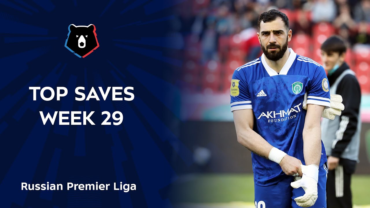 Top Saves, Week 29 | RPL 2020/21