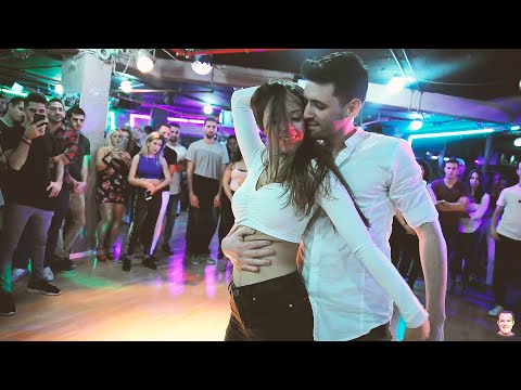 Daniel And Tom @Social Sensual bachata dance [Adicto]
