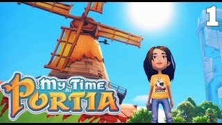 First look at My Time at Portia | Let
