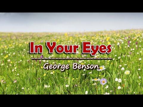 In Your Eyes - George Benson (KARAOKE)