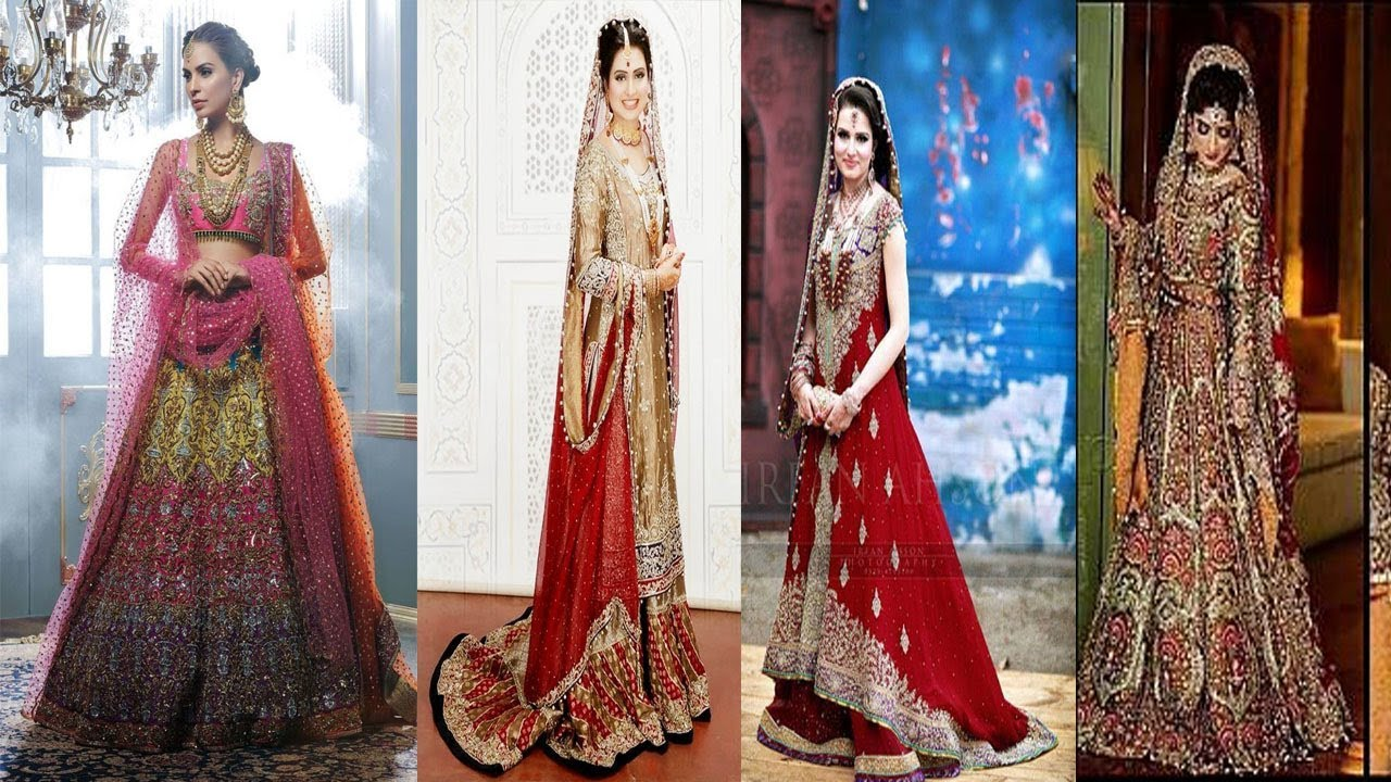 ca12f8e9a2a LATEST  STYLISH BRIDAL DRESS COLLECTION 2018 BRIDAL GARARA SHARARA  MAXI  LONG BRIDAL SHIRT
