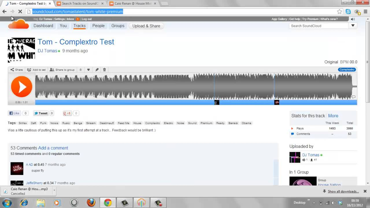 Massively increase your Soundcloud plays, favorites, followers with Cloud  Dominator Bot