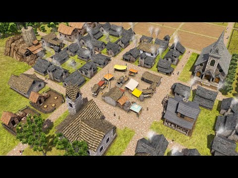 Banished | Ep. 01 | Greatest City Construction Begins | Banished City Building Tycoon Gameplay