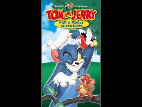 Opening To Tom And Jerry's Wild And Wacky Adventures 2000 VHS
