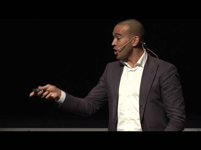 Unthinkable Leadership: Joseph Oubelkas at TEDxHanzeUniversity