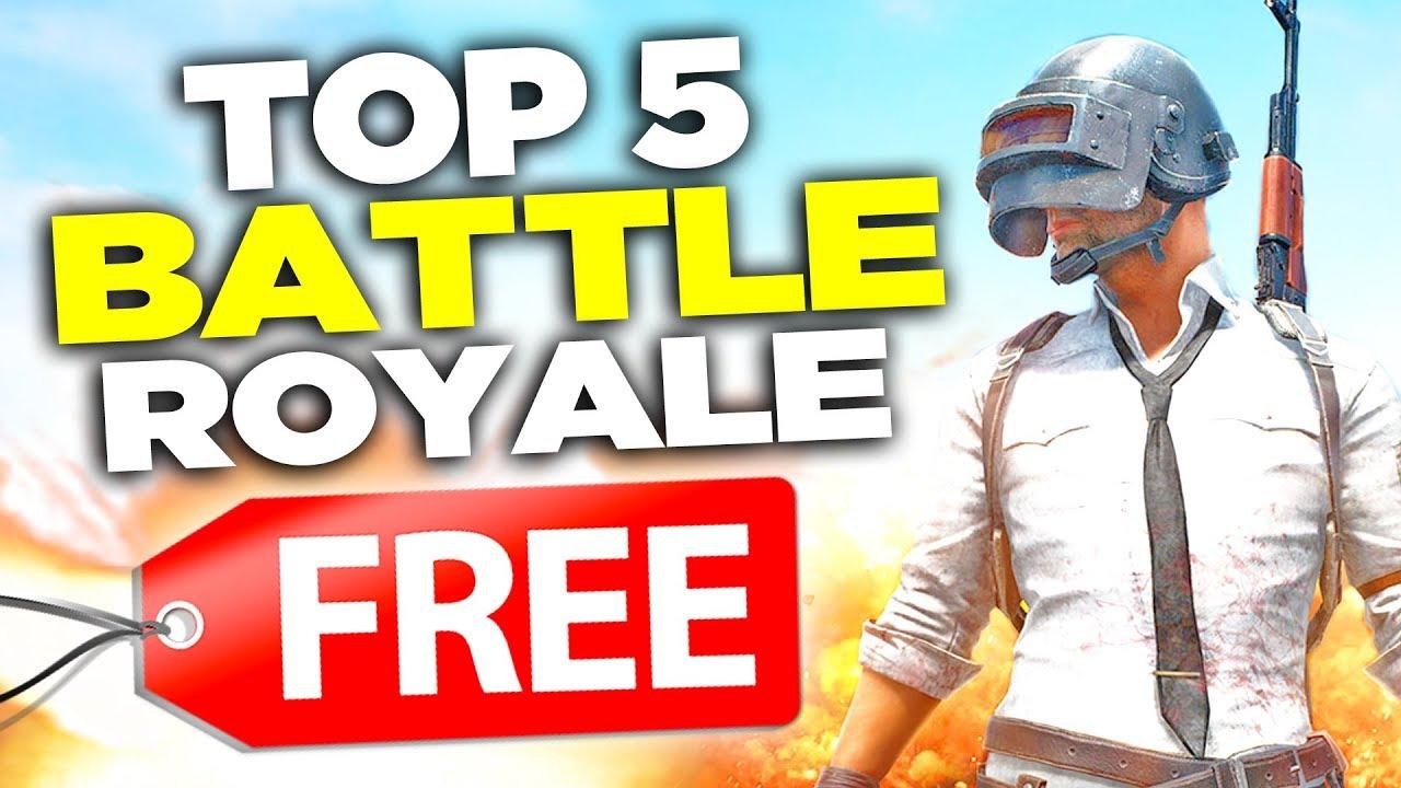 Top 5 Free Battle Royale Games Free Games Like Pubg