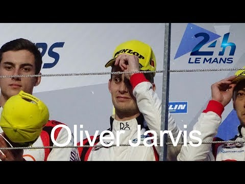 Oliver Jarvis - Jackie Chan DC Racing Le Mans 24 2017