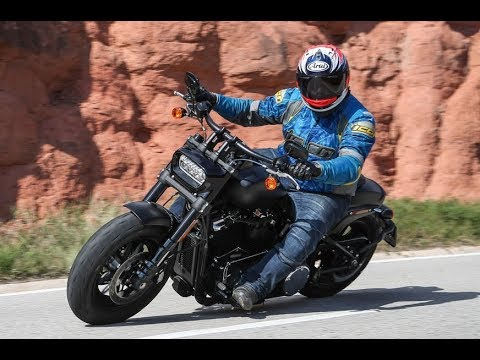 2018 Harley Davidson Fat Bob Ll Features Ll Nitesh Zone