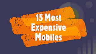 15 Expensive Mobiles | Iphone isn't Expensive